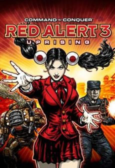 Get Free Command & Conquer: Red Alert 3 - Uprising