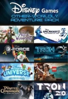 Get Free Disney Other-Worldly Adventure Pack