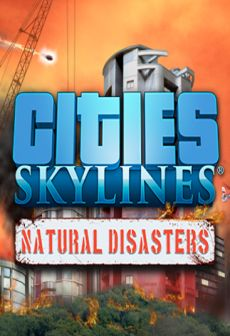 Get Free Cities: Skylines - Natural Disasters