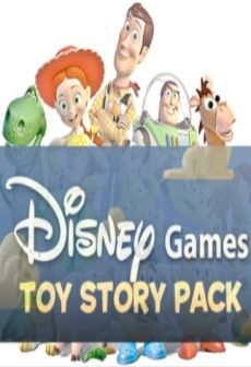 Get Free Disney Toy Story Pack
