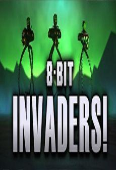 Get Free 8-Bit Invaders!