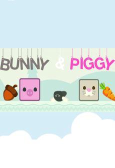 Get Free Bunny & Piggy