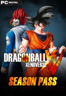 Get Free DRAGON BALL XENOVERSE - SEASON PASS
