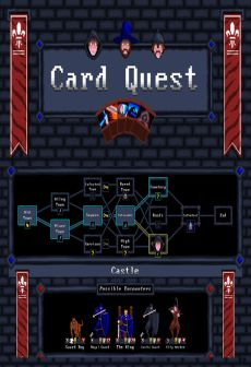 Get Free Card Quest