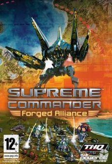 Get Free Supreme Commander Forged Alliance