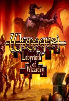 Get Free Wizrogue - Labyrinth of Wizardry