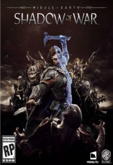 Get Free Middle-earth: Shadow of War Standard Edition
