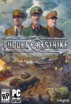 Get Free Sudden Strike 4