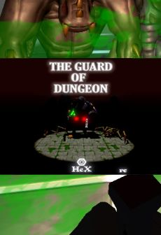 The guard of dungeon