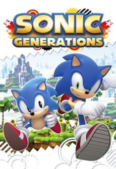 Get Free Sonic Generations Collection