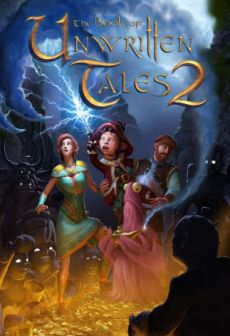 Get Free The Book of Unwritten Tales 2