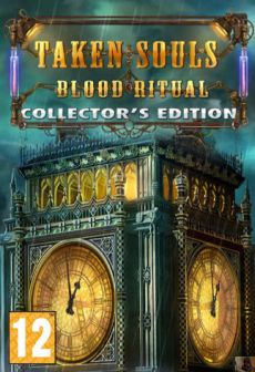 Get Free Taken Souls: Blood Ritual Collector's Edition