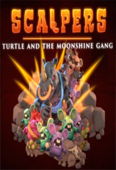 Get Free SCALPERS: Turtle & the Moonshine Gang