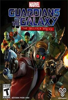 Get Free Marvel's Guardians of the Galaxy: The Telltale Series