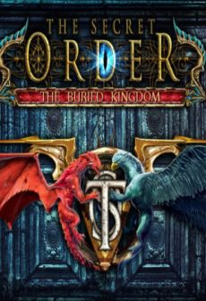 Get Free The Secret Order 5: The Buried Kingdom