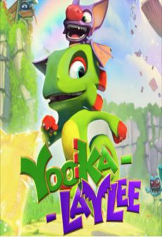 Get Free Yooka-Laylee Digital Deluxe Edition