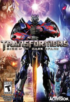 Get Free TRANSFORMERS: Rise of the Dark Spark