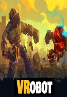 Get Free VRobot: VR Giant Robot Destruction Simulator