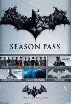 Get Free Batman: Arkham Origins - Season Pass