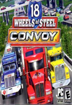 Get Free 18 Wheels of Steel: Convoy