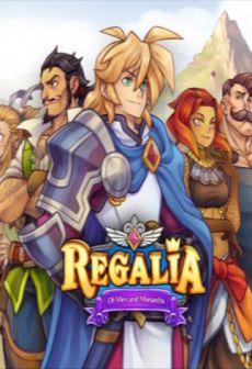 Get Free Regalia: Of Men and Monarchs