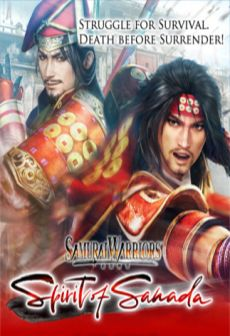 Get Free SAMURAI WARRIORS: Spirit of Sanada