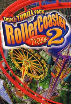 Get Free RollerCoaster Tycoon 2: Triple Thrill Pack