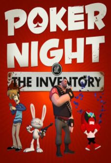 Get Free Poker Night at the Inventory