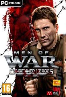 Get Free Men of War: Condemned Heroes
