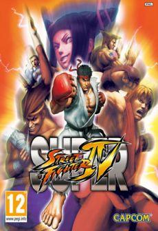 Get Free Super Street Fighter IV Arcade Edition