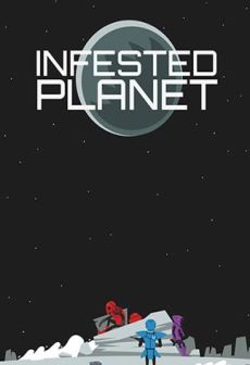 Get Free Infested Planet - Deluxe Edition