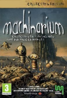 Get Free Machinarium Collector's Edition