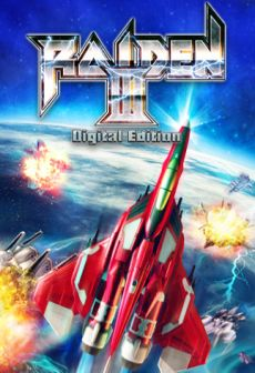 Get Free Raiden III Digital Edition