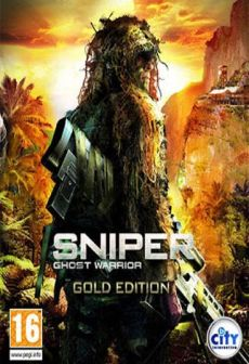 Get Free Sniper: Ghost Warrior - Gold Edition