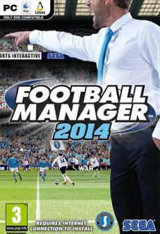 Get Free Football Manager 2014