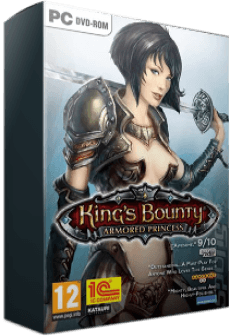 Get Free King's Bounty: Armored Princess