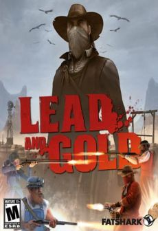 Get Free Lead and Gold: Gangs of the Wild West