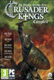 Get Free Crusader Kings: Complete