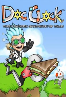 Get Free Doc Clock: The Toasted Sandwich of Time