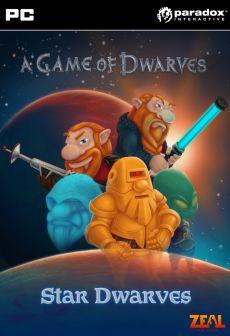 Get Free A Game of Dwarves: Star Dwarves