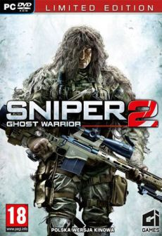 Get Free Sniper Ghost Warrior 2 Limited Edition