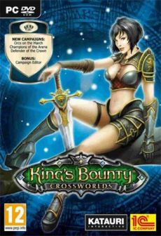 Get Free King's Bounty: Crossworlds