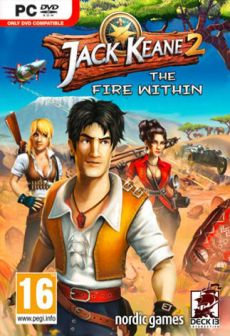 Get Free Jack Keane 2 - The Fire Within