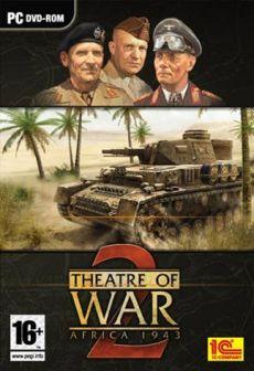 Get Free Theatre of War 2: Africa 1943