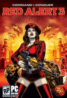 Get Free Command & Conquer: Red Alert 3
