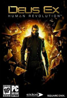 Get Free Deus Ex Human Revolution