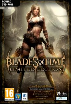 Get Free Blades of Time: Limited Edition