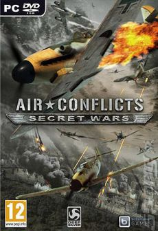 Get Free Air Conflicts: Secret Wars