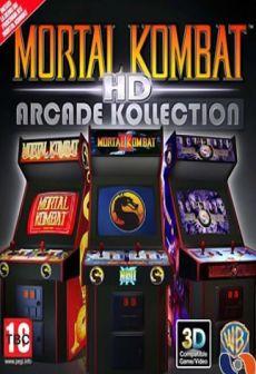 Get Free Mortal Kombat Arcade Kollection