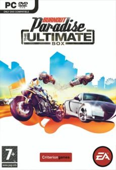 Get Free Burnout Paradise: The Ultimate Box